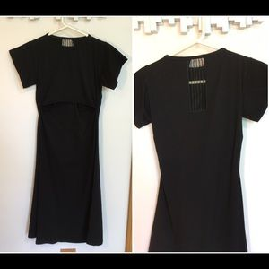 Dresses & Skirts - S Figure 8 maternity/nursing dress